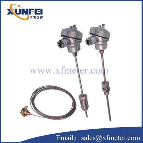 WR Sheathed thermocouple